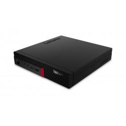 Lenovo - ThinkCentre M630e 8ª generación de procesadores Intel® Core™ i3 i3-8145U 4 GB DDR4-SDRAM 256 GB SSD Mini PC Negro Windo