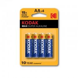 Kodak - AA Batería de un solo uso Alcalino - 30952867