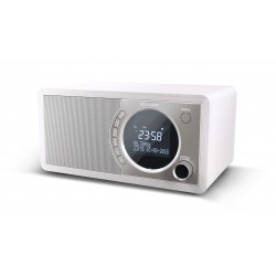 Sharp - DR-450(WH) radio Reloj Blanco