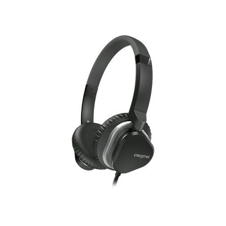 Creative Labs - Hitz MA2400 Negro Circumaural Diadema auricular