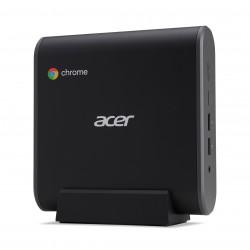 Acer - Chromebox CXI3 8ª generación de procesadores Intel® Core™ i3 i3-8130U 4 GB DDR4-SDRAM 32 GB SSD mini PC Negro Chrome OS