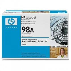 HP - 98A Cartucho 6800páginas Negro