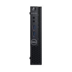 DELL - OptiPlex 3070 9na generación de procesadores Intel® Core™ i3 i3-9100T 4 GB DDR4-SDRAM 500 GB Unidad de disco duro MFF Neg