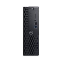 DELL - OptiPlex 3070 9na generación de procesadores Intel® Core™ i5 i5-9500 8 GB DDR4-SDRAM 256 GB SSD SFF Negro PC Windows 10 P