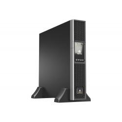 Vertiv - Liebert GXT5 sistema de alimentación ininterrumpida (UPS) Doble conversión (en línea) 1500 VA 1500 W 8 salidas AC