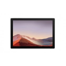 "Microsoft - Surface Pro 7 31,2 cm (12.3"") Intel® Core™ i7 de 10ma Generación 16 GB 256 GB Wi-Fi 6 (802.11ax) Platino Windows 10"