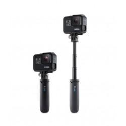 GoPro - Shorty palo para autofotos Cámara Negro