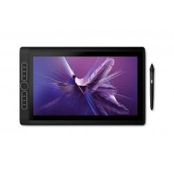 Wacom - MobileStudio Pro DTHW1621HK0B tableta digitalizadora 5080 líneas por pulgada 346 x 194 mm USB/Bluetooth Negro