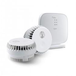 Gigaset - Elements Smoke Pack Sensor óptico Conexión inalámbrica