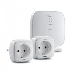 Gigaset - Elements Plug Pack enchufe inteligente Blanco 2300 W