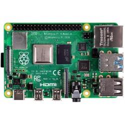 Raspberry Pi - 4 Model B placa de desarrollo 1,5 MHz BCM2711