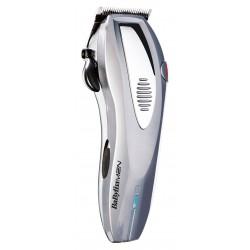 BaByliss - E935E cortadora de pelo y maquinilla Plata