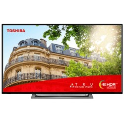 "Toshiba - 43UL3A63DG TV 109,2 cm (43"") 4K Ultra HD Smart TV Wifi Negro"