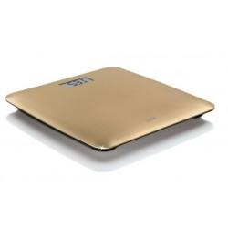 Laica - PS1043 báscula de baño Báscula personal electrónica Oro