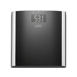 Laica - PS6005 báscula de baño Báscula personal electrónica Negro