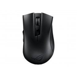 ASUS - ROG Strix Carry ratón RF inalámbrica + Bluetooth Óptico 7200 DPI mano derecha