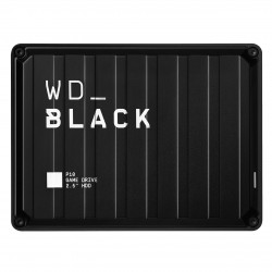 Western Digital - P10 Game Drive disco duro externo 5000 GB Negro