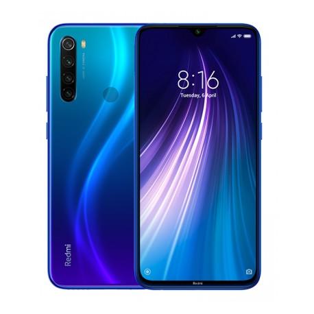Xiaomi - Redmi Note 8 16 cm 63 4 GB 64 GB SIM doble Azul 4000 mAh