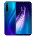 "Xiaomi - Redmi Note 8 16 cm (6.3"") 4 GB 64 GB SIM doble Azul 4000 mAh"