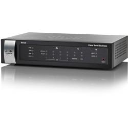Cisco - RV320 Ethernet Negro router