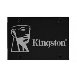 "Kingston Technology - KC600 2.5"" 256 GB Serial ATA III 3D TLC - SKC600B/256G"