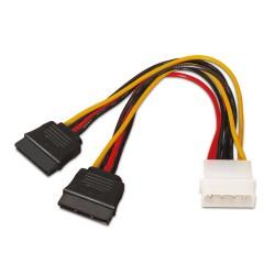 AISENS - A131-0161 cable de alimentación interna 0,2 m