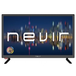 "Nevir - NVR-7802-24RD-2W-N TV 61 cm (24"") HD Negro"