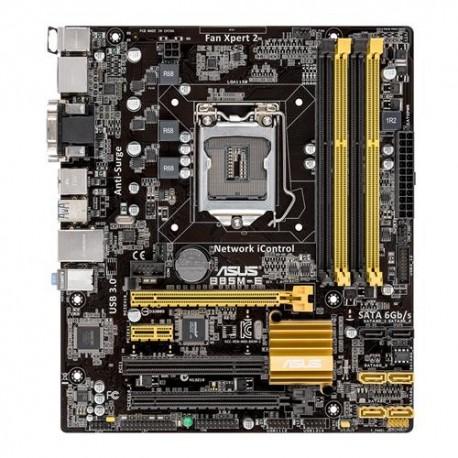 ASUS - B85M-E Intel B85 LGA 1150 (Socket H3) Micro ATX placa base