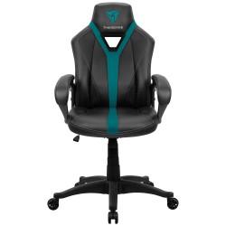 ThunderX3 - YC1 Silla para videojuegos universal Negro, Azul