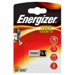 Energizer - A23 Batería de un solo uso Alcalino