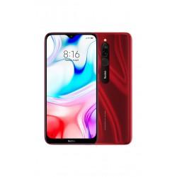 "Xiaomi - Redmi 8 15,8 cm (6.22"") 4 GB 64 GB SIM doble Rojo 5000 mAh"