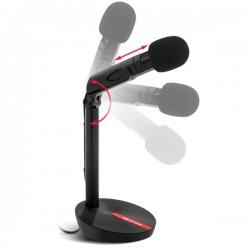 Spirit of Gamer - MIC-EKO micrófono Micrófono para videoconsola Negro