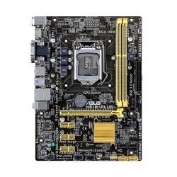 ASUS - H81M-PLUS Intel H81 LGA 1150 (Socket H3) microATX placa base
