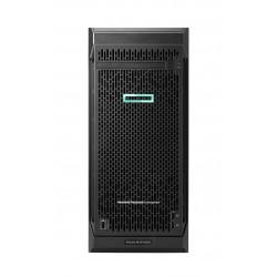 Hewlett Packard Enterprise - ProLiant ML110 Gen10 servidor Intel® Xeon® Silver 2,1 GHz 16 GB DDR4-SDRAM 96 TB Torre (4,5U) 550 W