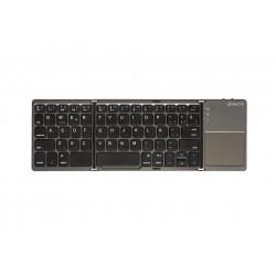 SilverHT - Teclado Plegable Touchpad