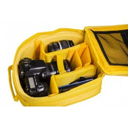 Smile - Smart backpack yellow
