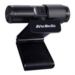 AVerMedia - PW313 cámara web 2 MP 1920 x 1080 Pixeles USB 2.0 Negro