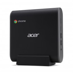 Acer - Chromebox CXI3 Intel® Celeron® 3867U 4 GB DDR4-SDRAM 32 GB SSD Mini PC Negro Chrome OS - DT.Z11EB.002