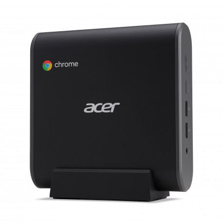 Acer - Chromebox CXI3 Intel Celeron 4 GB DDR4-SDRAM 32 GB SSD Negro Mini PC