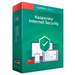 Kaspersky Lab - Internet Security 2019 Licencia básica 5 licencia(s) 1 año(s) Español