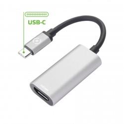 Celly - PROUSBCHDMIDS Adaptador gráfico USB Plata