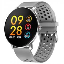 "Denver - SW-171GREY reloj inteligente Plata IPS 3,3 cm (1.3"")"