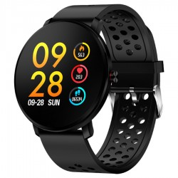 "Denver - SW-171BLACK reloj inteligente IPS 3,3 cm (1.3"") Negro"