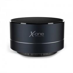 X-ONE - ABT1000DS 3 W Altavoz monofónico portátil Negro