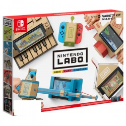 Nintendo - Labo Toy-Con 01: Variety Kit, Switch Establecer - 22249852