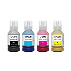 Epson - SC-T3100x Yellow 140ml T49H