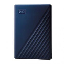 Western Digital - My Passport for Mac disco duro externo 4000 GB Azul