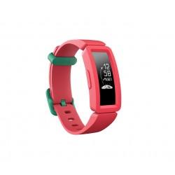 Fitbit - Ace 2 Pulsera de actividad Verde, Rojo OLED