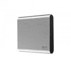 PNY - Pro Elite 500 GB Plata