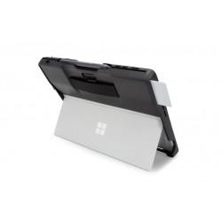 Kensington - BlackBelt soporte de seguridad para tabletas Negro, Plata
